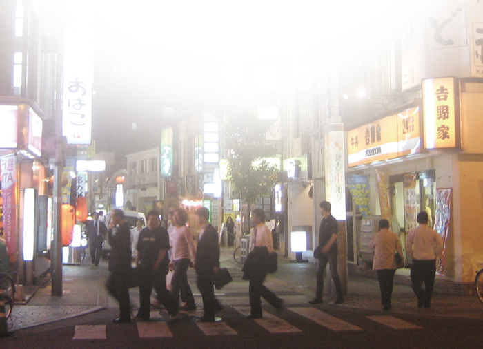 熊本銀杏中通り